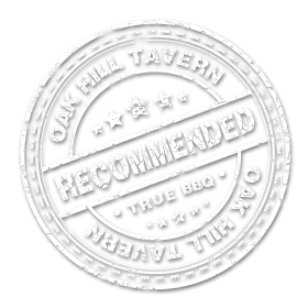 Oak Hill Tavern Recommended BBQ